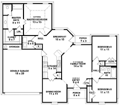 blogspot simple bedroom floor plans throughout Bedroom    bedroom bath french traditional style house plan House Plans   Bedroom Floor Plans
