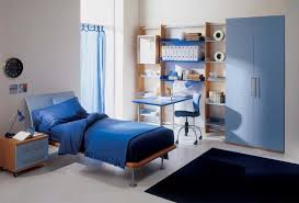 cool boys room paint with white and blue colors theme ideas furniture for boys room
