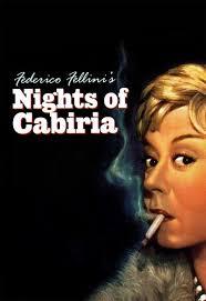 Αποτέλεσμα εικόνας για Nights of Cabiria