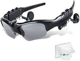 Bluetooth Sunglasses Glasses Wireless Music ... - Amazon.com