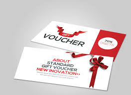 25 creative gift voucher card templates designazure com flexible gift voucher template