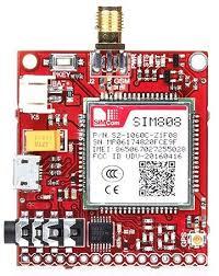 <b>SIM808</b> GSM/GPRS/GPS UART MINI MODEM