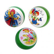 <b>Мяч</b> резиновый 200 мм. с рисунком в асс. С-<b>76/2ЛП</b> - купить в ...