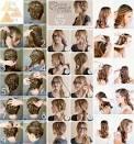 Уроки i плетение на волосах