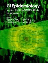 "<b>GI Epidemiology</b> ""Diseases and Clinical Methodology"""