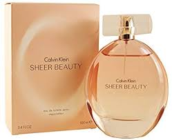<b>Calvin Klein Sheer Beauty</b> Eau de Toilette Spray, 100 ml: Buy ...