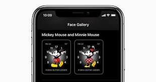 Hear <b>Mickey Mouse</b> or Minnie Mouse speak the time - Apple Support