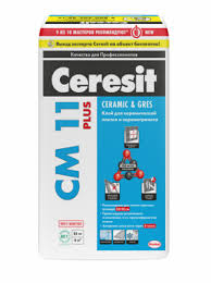 <b>Клей CERESIT</b> СМ 11 <b>для плитки</b> - ТД ДИЛЛ