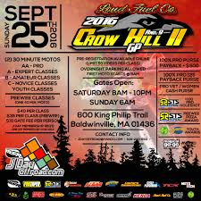 sept rd loud fuel crow hill gp j day offroad msr j day offroad rd 9 loudfuel crowhill mx flier