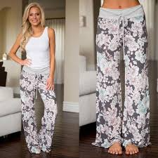 Plus Size Summer Camouflage <b>Stripe Wide Leg</b> Pants Quick Dry ...