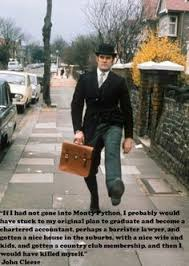 John Cleese on Pinterest   Monty Python, Ministry and Comedians via Relatably.com