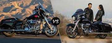 What's the Difference Between a Harley Davidson <b>Electra Glide</b> ...