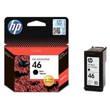 <b>Картридж</b> струйный <b>HP 46</b> CZ637AE черный оригинальный ...