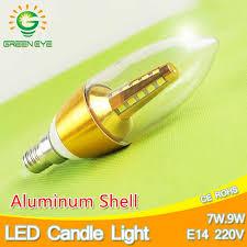E14 <b>LED Bulb</b> 7w 9w 12w LED <b>Candle Lamp</b> E14 Light 220V 240v ...