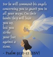 Guardian Angel Protection Biblical Quotes. QuotesGram