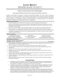 resume example   sample resume for a customer service manager    sample resume for a customer service manager customer service manager job description sample resume for customer