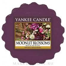 Yankee Candle Moonlit Blossoms <b>Wax</b> Tart - <b>Ароматический воск</b> ...