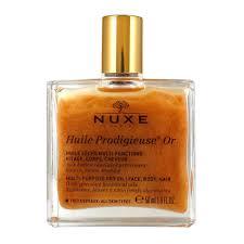 Нюкс Продижьёз <b>Масло сухое мерцающее</b> для лица, тела и ...