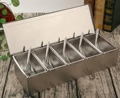 High grade <b>304 Stainless Steel Seasoning</b> Box Hotel Seasoning ...