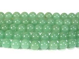 Купить натуральные бусины оптом из камня <b>авантюрин зеленый</b> ...