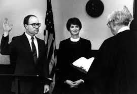 fayette county s top prosecutor to retire after nearly 32 years ray larson was sworn in as fayette county commonwealth s attorney on jan 2 1985 by circuit judge l t grant as larson s wife betty looked on