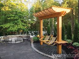 outdoor living spaces images