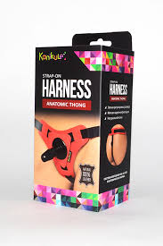 <b>Трусики Kanikule</b> Leather <b>Strap-on</b> Harness vac-u-lock <b>Anatomic</b> ...
