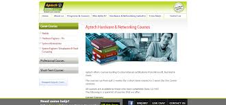 top 25 cloud computing certificate programs docurated aptech hardware networking academy offers a variety of career professional and short term courses spanning a range of it and cloud computing topics