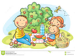 Image result for picnic clipart