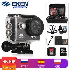 """EKEN H9R / H9 <b>Action Camera Ultra</b> HD 4K / 30fps <b>WiFi</b> 2.0"""" 170D ..."""