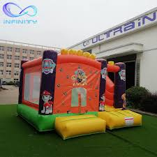 China <b>New Hot Sale</b> Cartoon Inflatable Combo Bouncer Castle Air ...