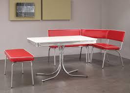 red retro vintage kitchen