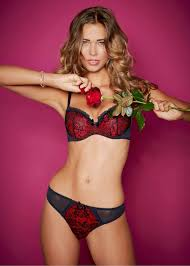 GutterUncensored.com Sandra Kubicka Sexy Body On Display For Bon. If only every outfit from the Bon Prix 2014 Valentines Day lingerie collection came with a Sandra Kubicka or at least a similarly sexy model. Enjoy