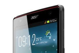 Test Acer Liquid E3 E380 Smartphone - Notebookcheck.com Tests