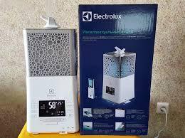Обзор от покупателя на <b>Увлажнитель воздуха Electrolux</b> ...