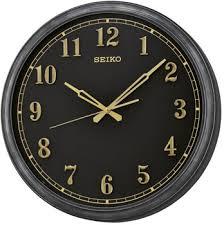 <b>Настенные часы Seiko</b> Clock <b>QXA632K</b>. Купить выгодно ...