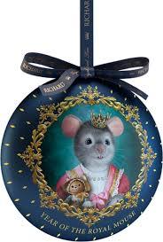 <b>Чай</b> листовой <b>Richard Year</b> Of The Royal Mouse, <b>черный</b>, 20 г ...