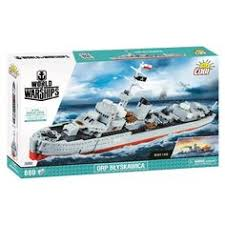 <b>Конструктор</b> - World Of Warships Эсминец Блыскавица (<b>COBI</b> ...