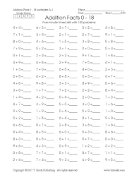 1000+ images about kumon on Pinterest | Subtraction worksheets ...This packet includes ten pages of addition facts in horizontal and vertical format. Timed Math ...