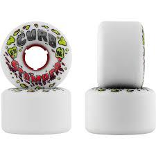 61mm <b>Venom</b> Curb Stomper Longboard Skateboard Wheels ...