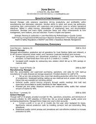 click here to download this general operations manager resume template httpwww operation manager resume