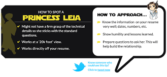 how star wars can help you rock any job interview princess leia