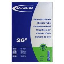 "<b>Камера Schwalbe</b> AV13 Tube - 26 "" 1.5 - 2.4 - Online-<b>Bike</b>"