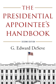 government s greatest achievements of the past half century the presidential appointee s handbook
