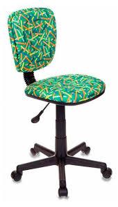 <b>Кресло компьютерное</b> детское «<b>Бюрократ</b> CH-204NX/PENCIL-GN