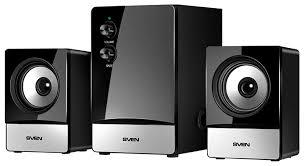 <b>Колонки Sven MS</b>-<b>90</b> 2.1 Black 10Вт купить в Махачкале | Цена на ...