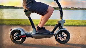 Kobra Seated <b>Electric Scooter</b>! (Falcon PEV) - YouTube