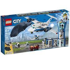 <b>LEGO City</b> Sky <b>Police</b> Air Base <b>60210</b> Building Kit | Walmart Canada