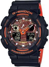WATCH.UA™ - <b>Мужские часы Casio GA</b>-100BR-<b>1AER</b> цена 5440 ...