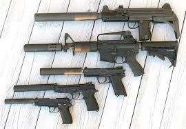<b>Silencer</b> (firearm) - Wikipedia